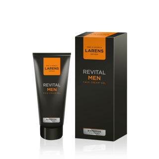 Larens Revital Men Face Cream Gel 50ml