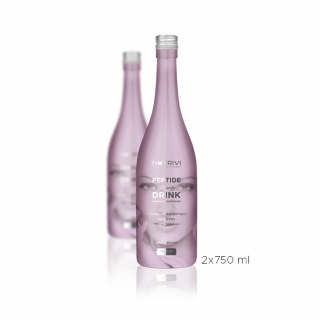 Nutrivi Peptide Beauty Drink 2 x 750ml