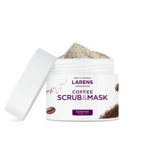 Larens Coffee Scrub & Mask 200 ml Limited Edition