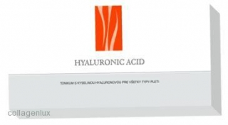 Hyaluronic Acid - 10 ampúl po 2 ml.